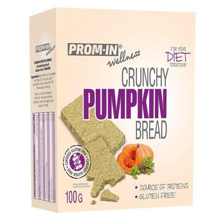 Prom-IN Bezlepkový tekvicový chlieb