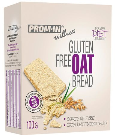 Prom-IN Bezlepkový ovsený chlieb
