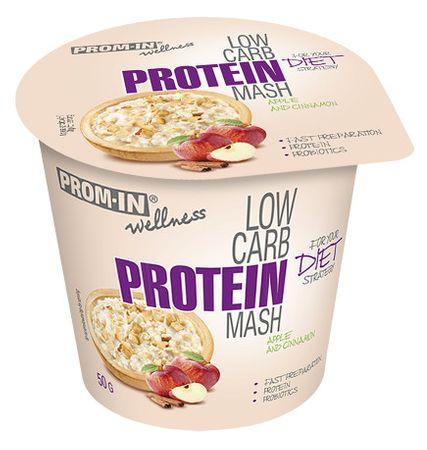 Prom-IN Low Carb Protein Mash jablko/skořice 50 g (kelímok)