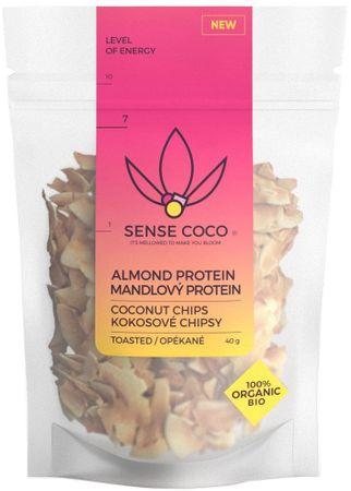 Sense Coco Kokosové chipsy BIO