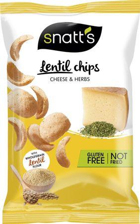 Snatt's Lentil Chips