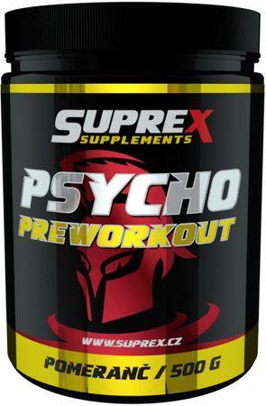 Suprex Psycho Preworkout