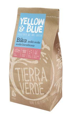 Yellow & Blue Bika jedlá sóda