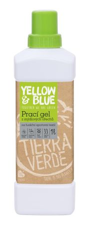 Yellow & Blue Prací gél na funkčný športový textil