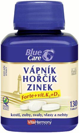 VitaHarmony Blue Care Ca+Mg+Zn Forte+vit. K2