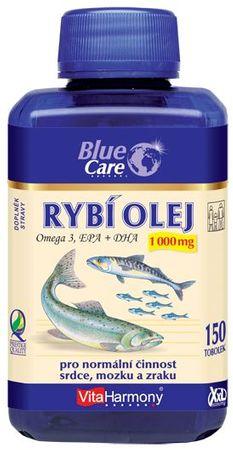VitaHarmony Blue Care Rybí olej 1000 mg