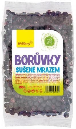 Wolfberry Čučoriedky sušené mrazom