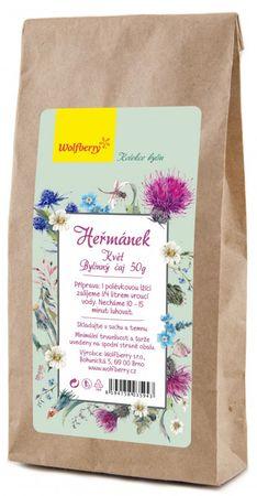Wolfberry Harmanček bylinný čaj