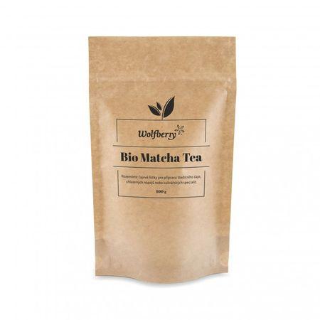 Wolfberry Matcha tea BIO