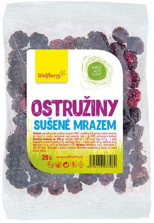 Wolfberry Černice sušené mrazom