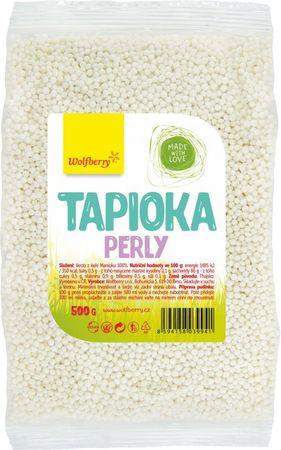 Wolfberry Tapioka perly