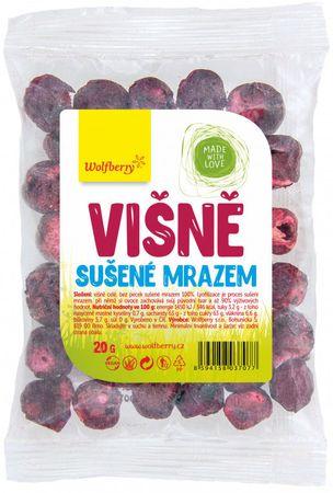 Wolfberry Višne sušené mrazom