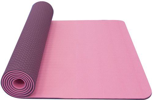 Yate Yoga Mat dvojvrstvová TPE