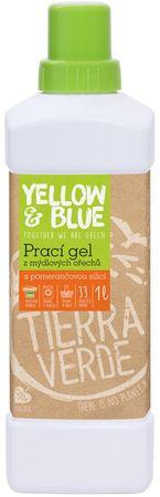 Yellow & Blue Prací gél z mydlových orechov
