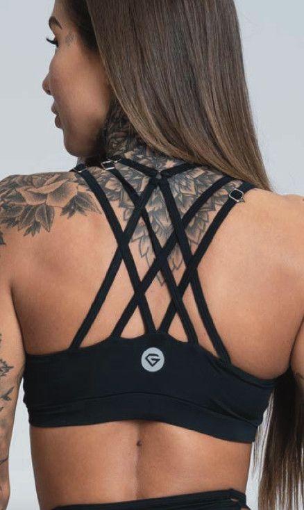 Gym Glamour podprsenka String Bra