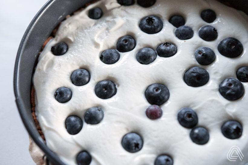 Neobyčejně dobrý tvarohový koláč sborůvkami amákem