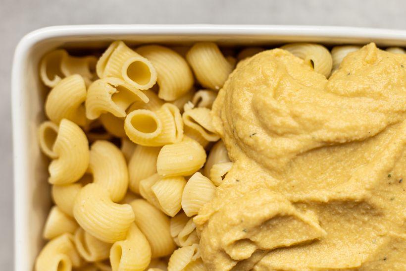 Vegan mac and cheese: Americká pochoutka ve fit verzi