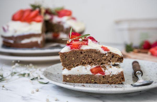 Šťavnatá a vláčna torta vďaka tajnej letnej ingrediencii