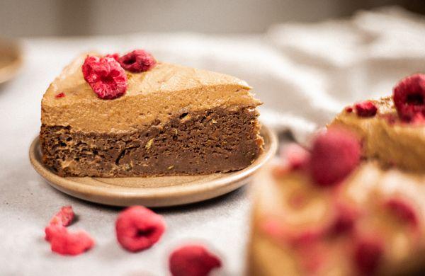 Čokoládový dort s tajnými ingrediencemi, které z něj dělají zdravý dezert